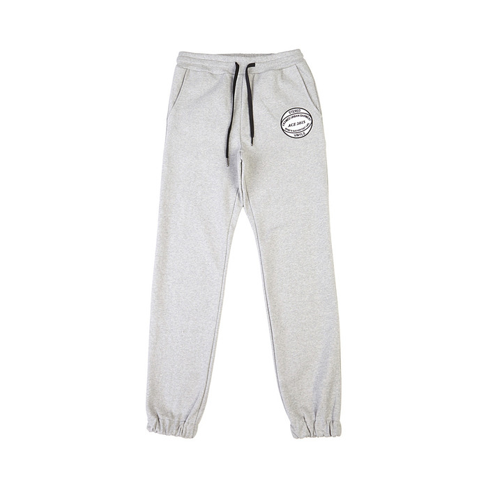 [S.V.ACE] FRAMED SWEATPANT (Grey) 스테레오 바이널즈