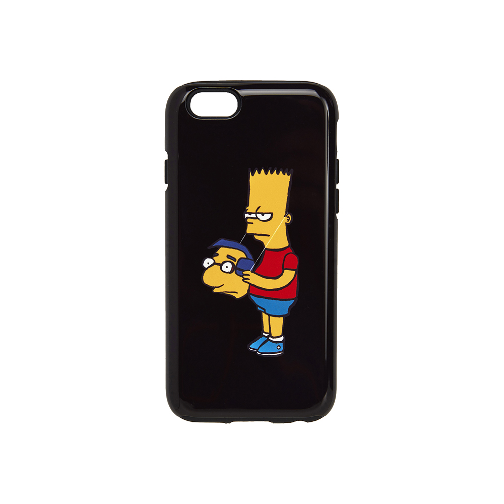 [AW16 JJ x SV] Bart iPhone 6/6S Case(Black) STEREO-SHOP